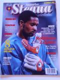 """Revista fotbal - """"Suporter STEAUA"""" (Nr.28/2007) - poster ZAPATA"""