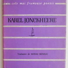 Poeme – Karel Jonckheere
