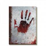 Agenda / Jurnal cartonat Zombie 17 cm