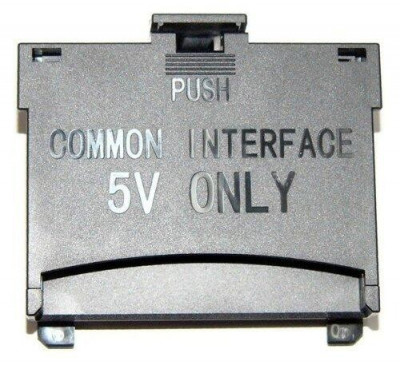 Adaptor Card CI / CI+ CAM Samsung Connector foto