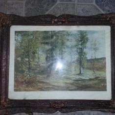 2 RAME de tablou vechi,rame vechi pentru picturi vechi,Transport GRATUIT, Nonfigurativ, Guasa, Art Nouveau