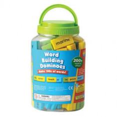 Joc Domino pentru Construit Cuvinte