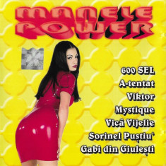 CD Mega Bairam, original, manele