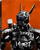 Chappie - BLU-RAY (Steelbook) Mania Film