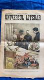 ZIARUL UNIVERSUL LITERAR DIN20 IUNIE 1905