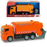 Jucarie Masina Gunoier Heavy City Truck 3744003 Dickie
