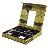 Cumpara ieftin Set de tacamuri inox, 24 piese, Berlinger Haus Premium, BH 2152