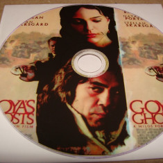 DVD - Goya's ghosts, Romana