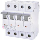 Siguranta automata mcb ETIMAT 6 3p+N B40 eti