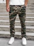 Cumpara ieftin Pantaloni army joggers kaki bărbați Bolf RB8213XT
