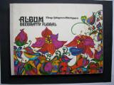 Album  decorativ  floral  -  Elena  Stanescu - Batranescu