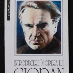 Richard Reschika - Introducere în opera lui Cioran