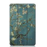 Husa Tech-Protect Smartcase Huawei MatePad T8 8.0 inch Sakura