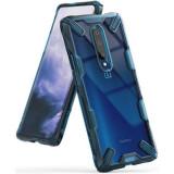 Husa OnePlus 7 Pro Ringke Fusion X Albastru