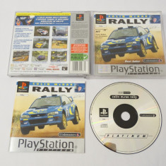 Joc Sony Playstation 1 PS1 PS One - Colin McRae Rally