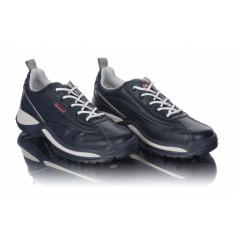 Pantofi dama Bontimes piele naturala BIT-538-BL