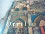 Album UTRILLO { editura Meridiane, format mare, 1972 }