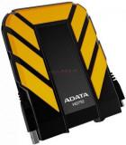 HDD Extern A-DATA DashDrive Durable HD710, 500GB, USB 3.0 (Galben)