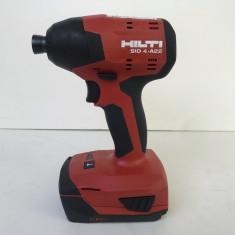 Masina de Insurubat cu Impact Hilti SID 4-A22 Fabricatie 2018