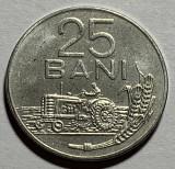 25 Bani 1966 Romania, a UNC, Fier