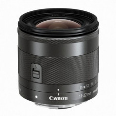 Obiectiv Canon EF-M 11-22mm f/4-5.6 IS STM - Wide Angle Zoom