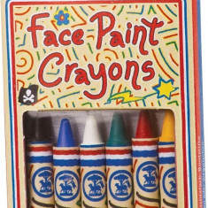 Set creioane picturi pe fata