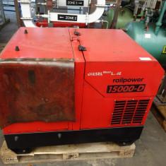 Generator curent 15 kVA Endress / Hatz Diesel
