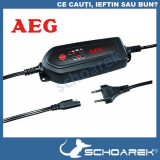 Redresor auto AEG LP 3.8 pentru baterii de 12 V cu Microprocesor, Sub 8
