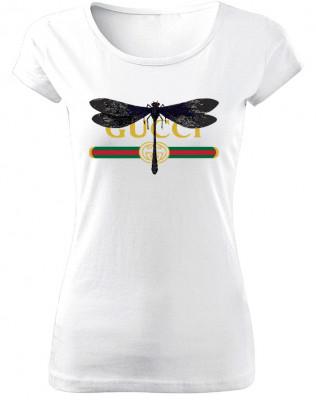Tricou de dama Gucci Dragonfly COD D092 foto