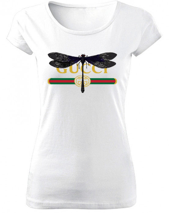 Tricou de dama Gucci Dragonfly COD D092