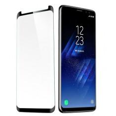 Folie de sticla Samsung Galaxy S9 Plus, Negru Case Frendly Elegance Luxury