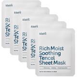 Rich Moist Soothing Masca de fata Set 5 bucati
