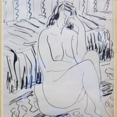 Niculina (Nuni) Dona (1916-2009) - Nud