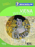 Ghidul Verde Michelin Viena Weekend (cu harta detasabila)/***, Meteor Press