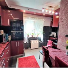 Apartament 3 camere, 3 balcoane, complet mobilat/utilat