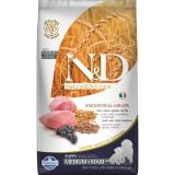 N&D Low Grain Dog Lamb and Blueberry Adult Medium, 2.5 kg