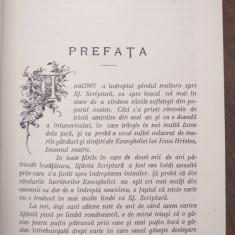 MICA BIBLIE CU ICOANE, LA INDEMANA TUTUROR CRESTINILOR, EDITIE ANASTATICA
