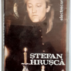 Casetă audio - Ștefan Hrușcă - Colinde - anul 1990 - stare foarte bună