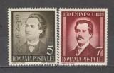 Romania.1939 50 ani moarte M.Eminescu  ZR.47