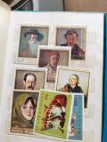 Colecție impresionantă de timbre rare. Colecția conține 60 foto. Partea 4/5