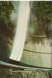 CPI B14075 CARTE POSTALA - VIDRARU. BARAJUL SI LACUL DE ACUMULARE, Necirculata, Fotografie