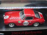 Macheta Ferrari 250 GT Berlinetta SWB Hotwheels Elite 1:43