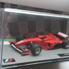 Macheta Ferrari F399 (Mika Salo) Formula 1 1999 -Altaya 1/43 F1