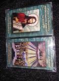 Lot 2 Casete audio Originale Bisericesti Ortodoxe,PREDICA LA DUMINICA,T,GRATUIT