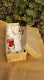 Joc vechi din perioada comunista + cutie de papusa sanitar