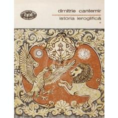 Istoria ieroglifica, vol. 1
