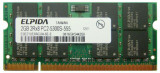 Cumpara ieftin Memorie Laptop 2GB DDR2 PC2 5300S 667Mhz Elpida