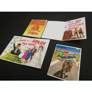 Set de cartonase Sgorbions (Garbage Pail Kids) Greetings Cards