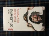 Don Quijote de la Mancha, 2 vol. in tipla, aut. Miguel Cervantes, Miguel de Cervantes