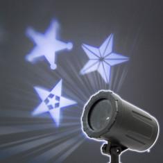 Mini proiector cu LED model stele